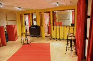 iBeat Recording Studio - Live Room