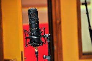 iBeat Recording Studio - Pearlman microfoon