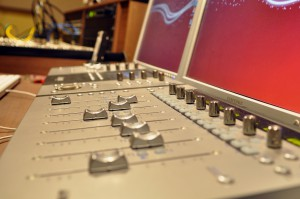 iBeat Recording Studio - Euphonix Controller