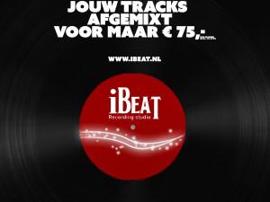 iBeat Actie Feb2016 - Mix je tracks voor €75,-