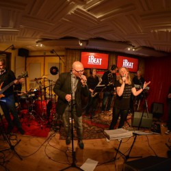 Band opname bij iBeat